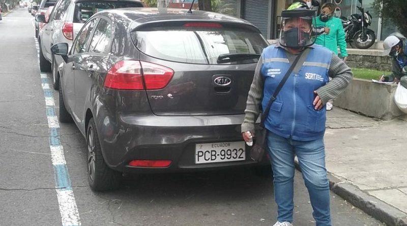 Desde el lunes 13 de julio se sancionará  a quienes incumplan reglas de estacionamiento en la Zona Azul