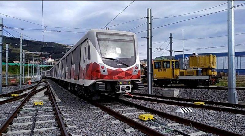 Pruebas Metro