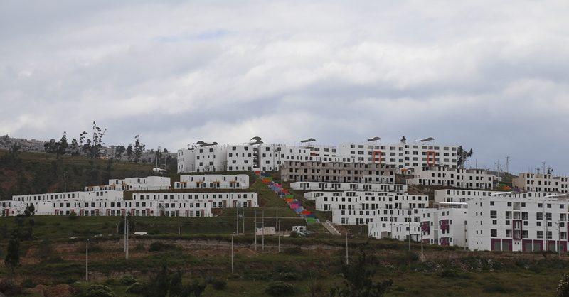 Proyecto Ciudad Bicentenario