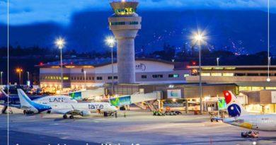 Quito ampliará la capacidad de frecuencias aéreas a partir del 1 de agosto