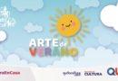 Experimenta, sueña y crea en el vacacional virtual 'Arte de Verano'
