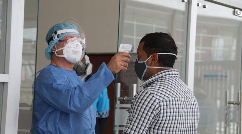 Atenciones de estaciones de salud DMQ