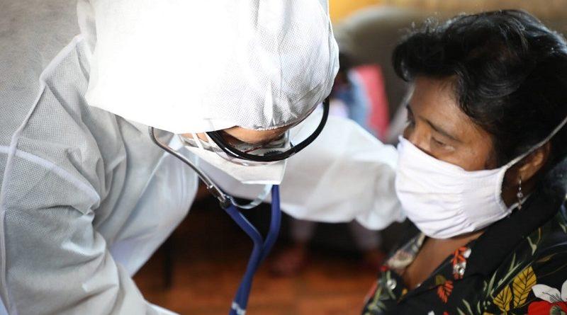 Brigadas de salud móviles sur de Quito