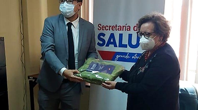 Donación de la Cámara de Comercio Ecuador - Shanghái China