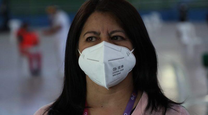 Dra. Martha Gordón. Coordinadora Brigadas de Salud del MDMQ