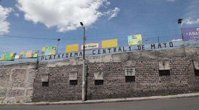Firma de convenio ACDC y comerciantes calle Loja