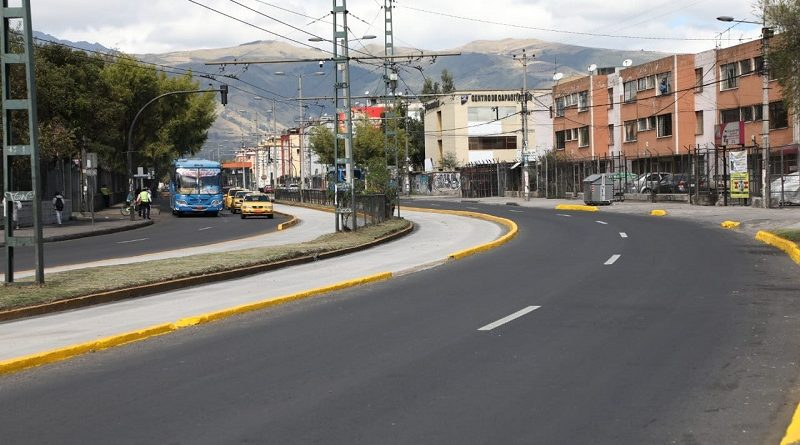 Inauguración obras Av. Teniente Hugo Ortiz