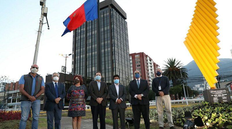 Municipio inauguró obras este 10 de Agosto