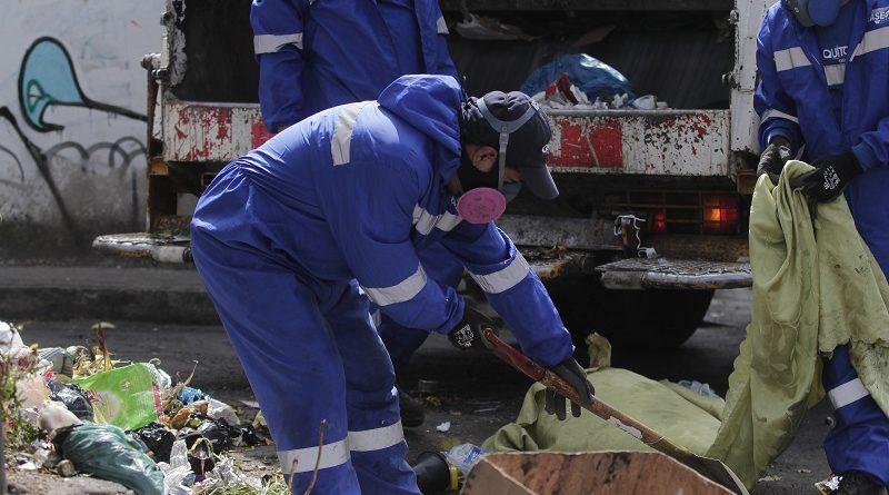 Recolección de residuos sólidos en emergencia sanitaria