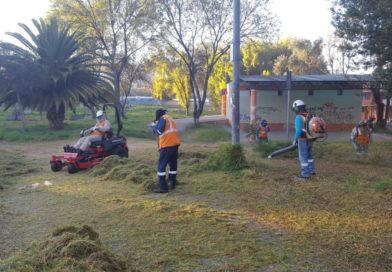 La Epmmop intensifica su trabajo para recuperar el ornato de la ciudad