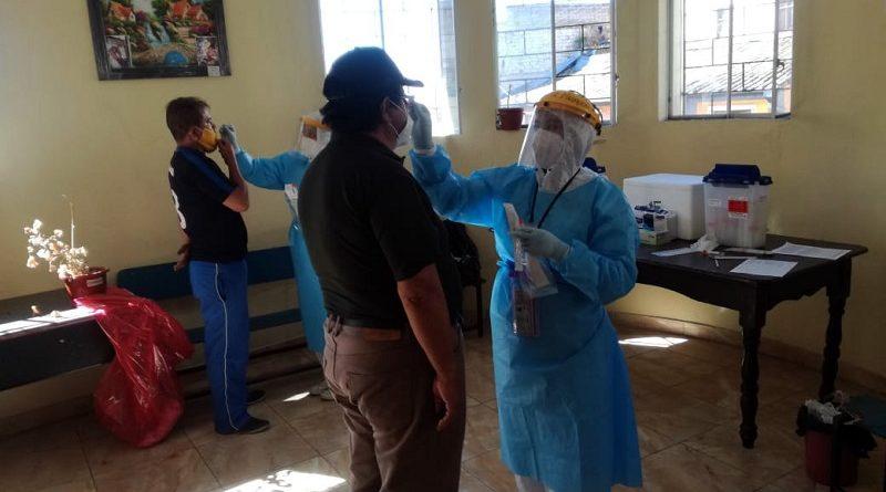 Brigadas móviles en barrios de Quito