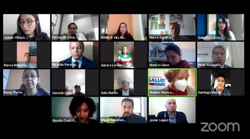 Conversatorio virtual Suicidio desde una perspectiva de atención integral