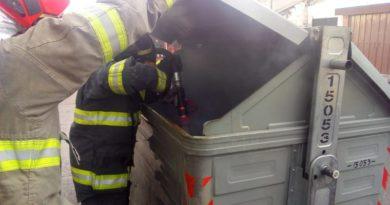 1 734 contenedores de Emaseo EP sufrieron daños en el último año