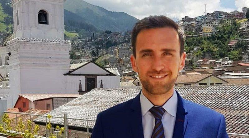 Felipe Espinoza Secretario Comunicación MDMQ