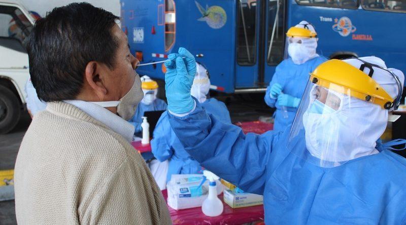 Trabajo arduo Secretaría de Salud