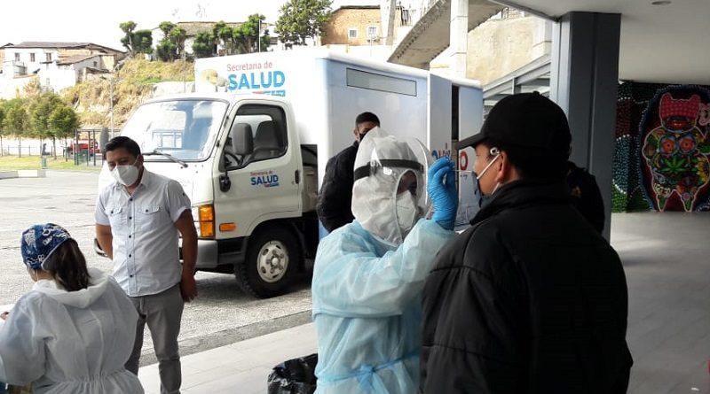 Brigadas de salud visitan 9 zonas