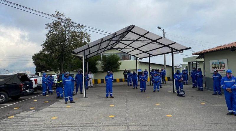 Centros de Operaciones y Logísticos de Emaseo llevarán los nombres de 'Soldados Azules' fallecidos