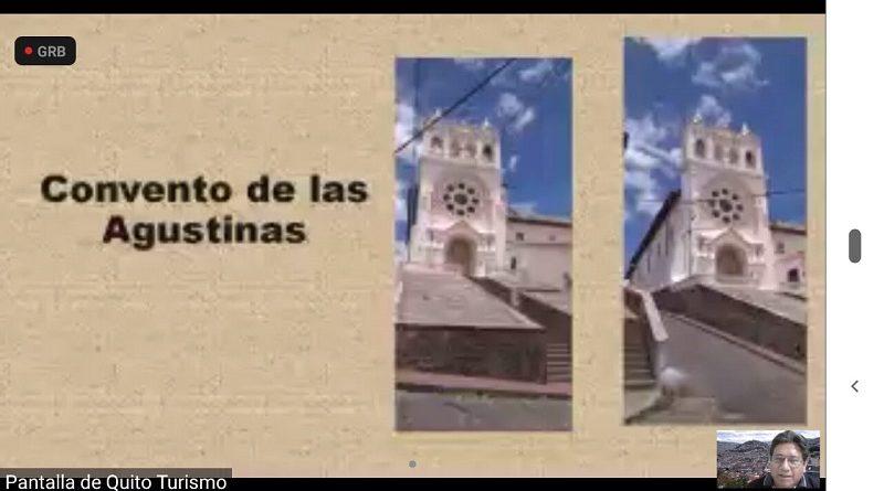 Conversatorio virtual Centro Histórico