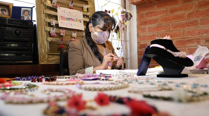 Mujeres Rurales del DMQ