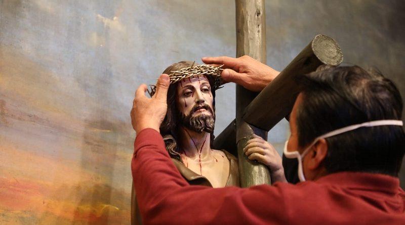 Rehabilitación capilla Jesús del Gran Poder