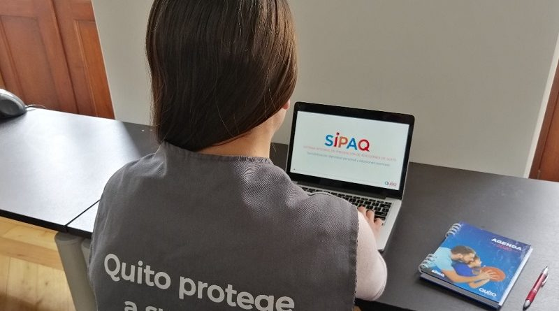 SIPAQ brinda capacitación a instituciones educativas