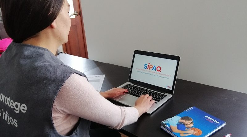 Atenciones de teleasistencia del SIPAQ