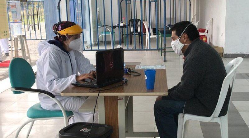 Brigadas de Salud visita 26 barrios