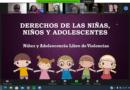 Se socializó los derechos de las niñas, niños y adolescentes
