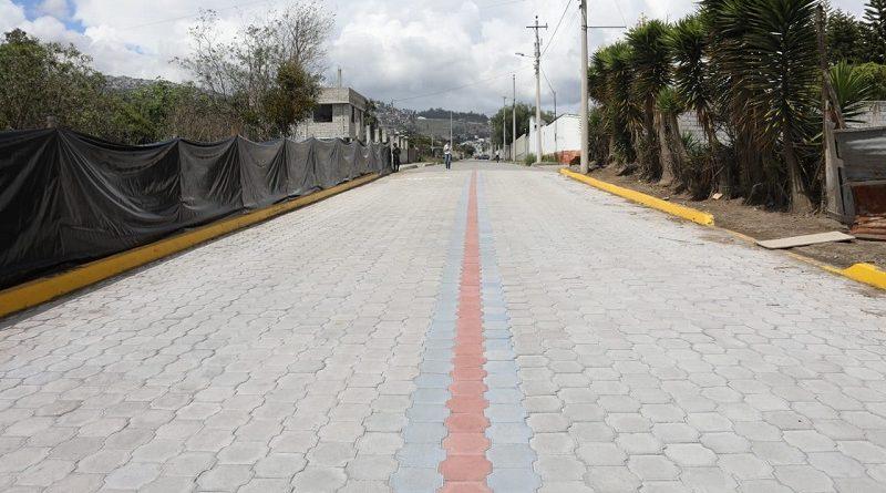 Obras en Llano Grande