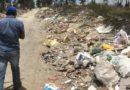 Inspecciones de arbolado y escombreras en la zona Calderón