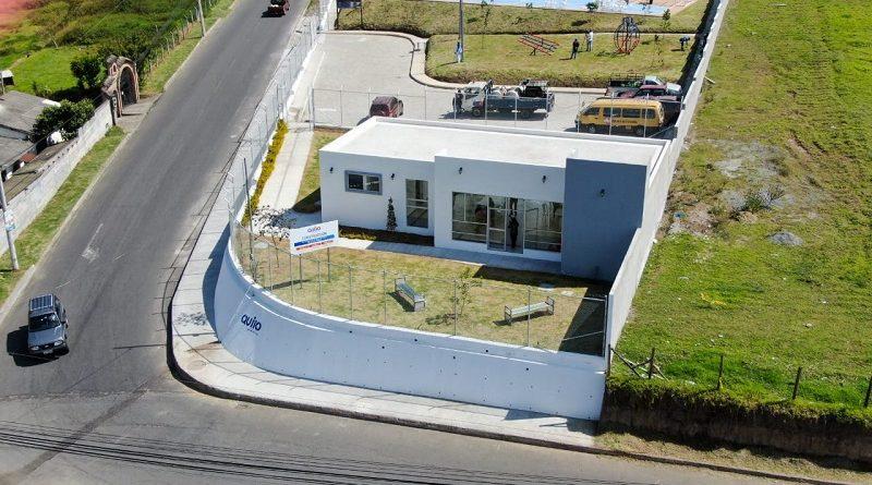 Obras Yaruquí y Tababela Casa Social El Vergel