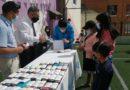 68 niños y adolescentes del proyecto Erradicación del Trabajo Infantil recibieron lentes