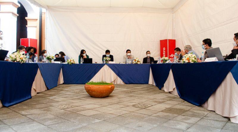Directorio del Metro de Quito conoció la recomendación del modelo de operación