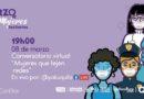 Participe en el conversatorio 'Mujeres que tejen redes'