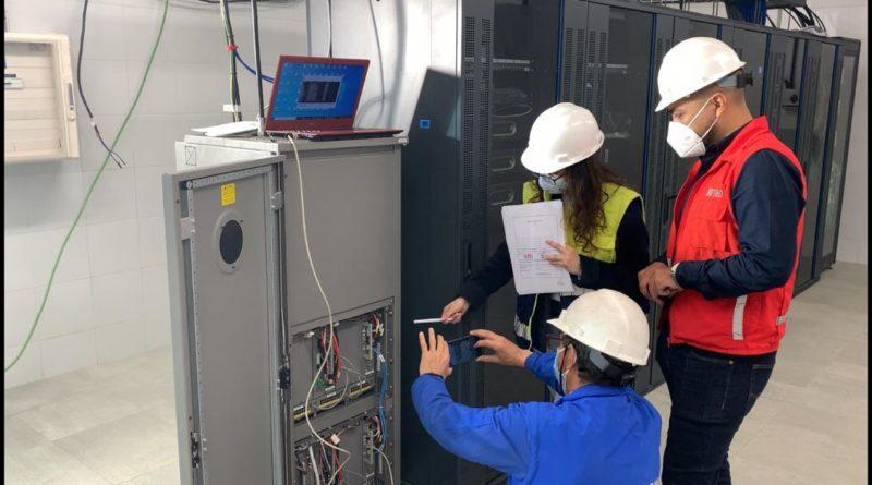 Trenes del Metro de Quito se someten a pruebas de telecomunicaciones