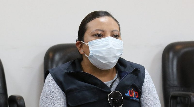 Aso Mujeres MDMQ apoyan institucionalidad