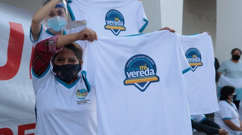 Campaña control de aforos Tumbaco