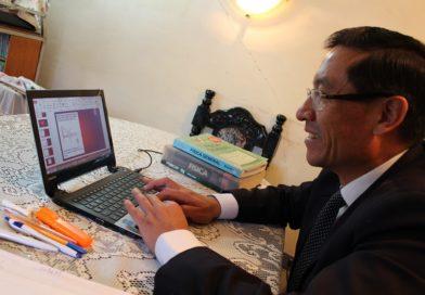 Municipalidad rinde homenaje al maestro quiteño