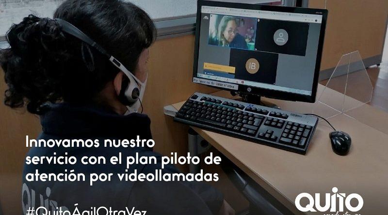 Plan piloto llamadas RP