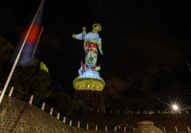 Quito rinde homenaje a la ciudad de Cuenca