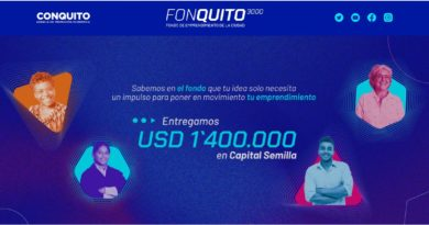 Se presentó FonQuito 3000: primera convocatoria para entrega de capital semilla en la capital