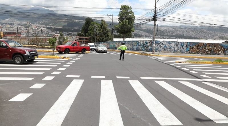 Obras con presupuestos participativos se entregaron en el norte de Quito