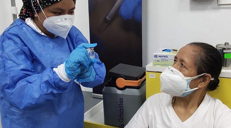 100 mil vacunados en Quito