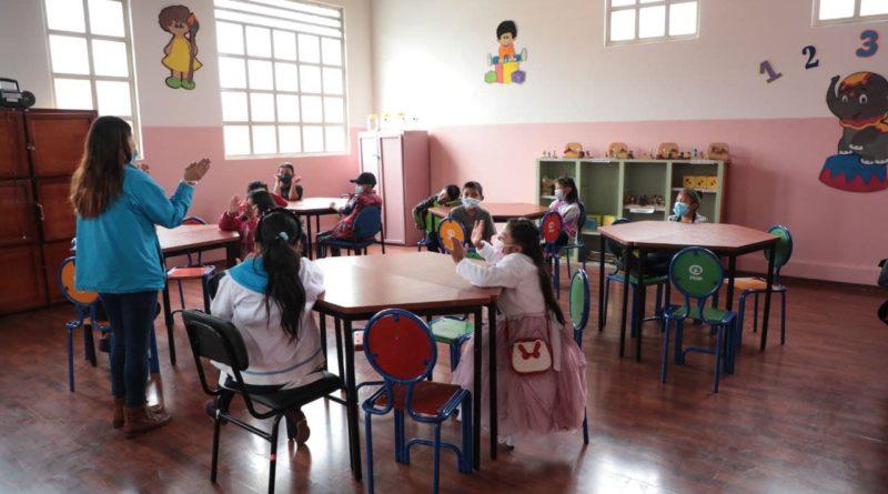 Centros de Desarrollo Infantil Municipales continuarán activos con un nuevo modelo de gestión institucional