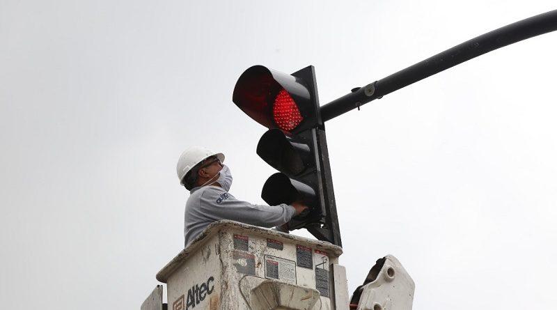 Control semáforos