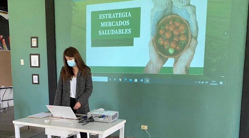 Estrategia sobre mercados saludables
