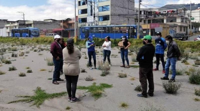 Formación alimentación proyecto Quito a la Cancha