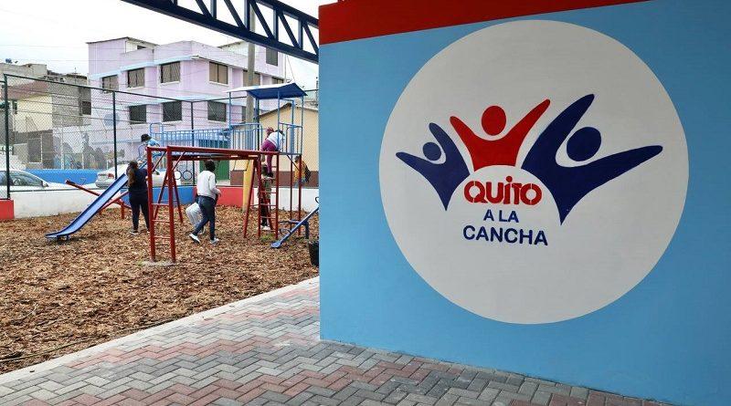 Quito a la Cancha Mena 2