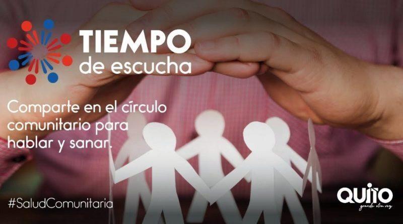 Rueda Comunitaria Manuela Sáenz
