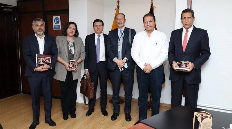 Alcalde lideró reunión con multilaterales para analizar la situación del Metro